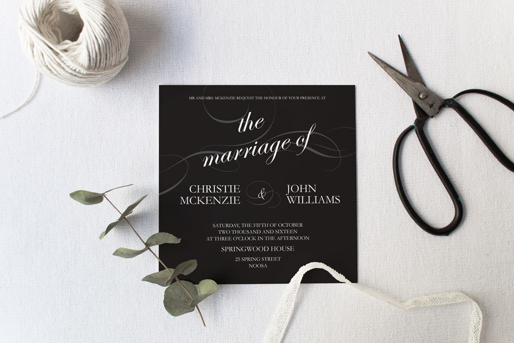 Inviting Invitations wedding invitation design